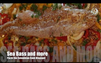 Aphrodisiac Sea Bass