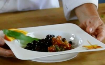 How To Make Black Bean Snack