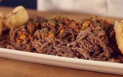 How To Make Pulled Beef