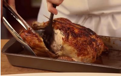How To Make Roasted Chicken